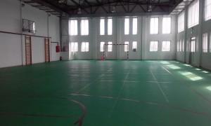 εσωτερικό γυμναστηρίου